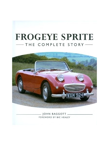 FROGEYE SPRITE : THE COMPLETE STORY