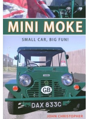 MINI MOKE - SMALL CAR BIG FUN