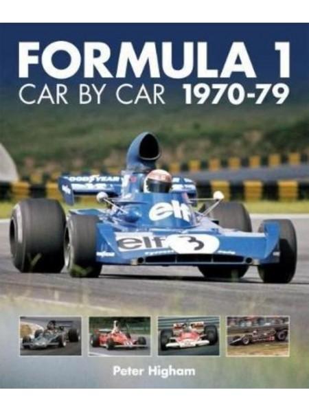 FORMULA 1 CAR BY CAR 1970-1979