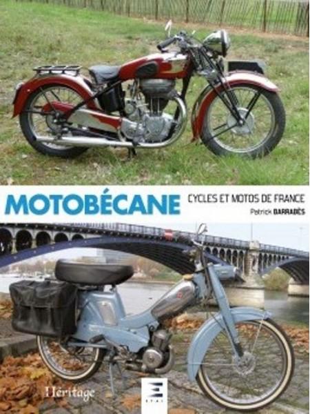 MOTOBECANE CYCLES ET MOTOS DE FRANCE