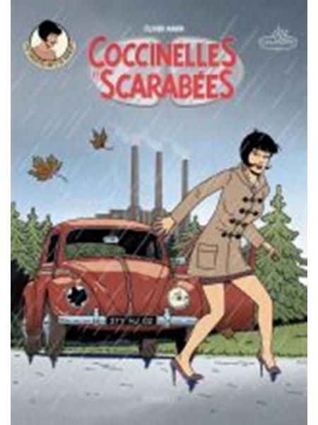 COCCINELLES ET SCARABEES - ENQUETES DE MARGOT T5