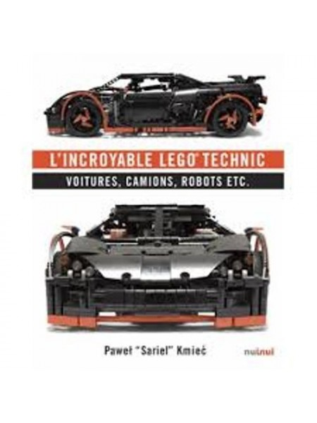 L'INCROYABLE LEGO TECHNIC