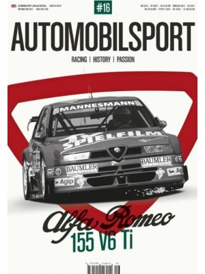 AUTOMOBILSPORT N°16