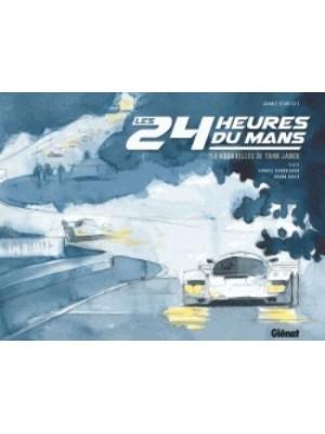 LES 24 HEURES DU MANS-150 AQUARELLES DE YAHN JANOU