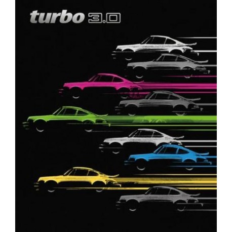 TURBO 3.0 - PORSCHE'S FIRST TURBOCHARGED SUPERCAR (LIMITED EDITION)