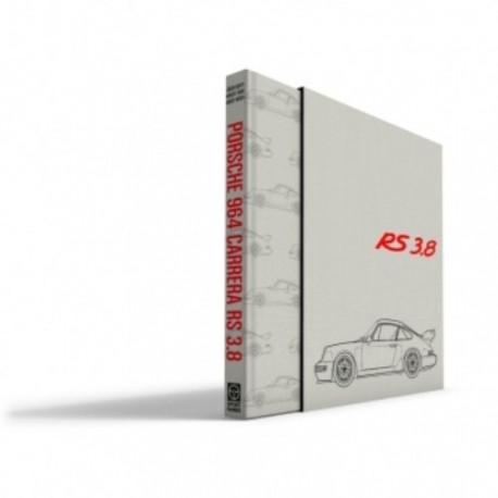PORSCHE 964 CARRERA RS 3.8 ENGLISH EDITION