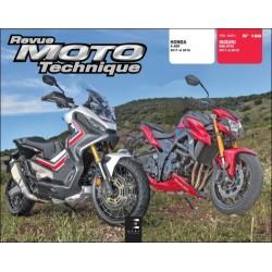 RMT188 HONDA X-ADV 750 2017-18 / SUZUKI GSX-S 750 2017-18