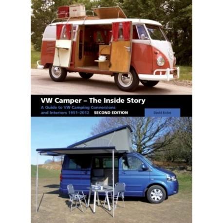 VW CAMPER - THE INSIDE STORY - Livre de David Eccles