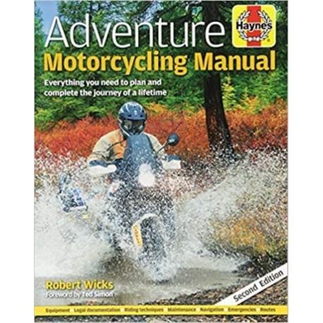 ADVENTURE MOTORCYCLING MANUAL PAPERBACK