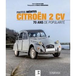 CITROEN 2CV, 70 ANS DE POPULARITE