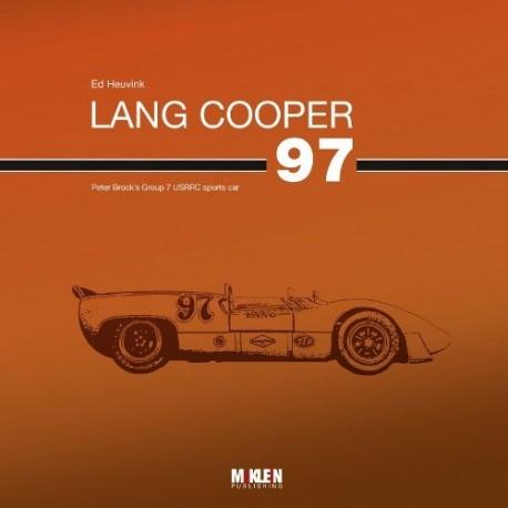 LANG COOPER PETER BROCKS GROUP 7 USRRC SPORTS CAR