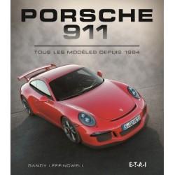 PORSCHE 911 TOUS LES MODELES DEPUIS 1964