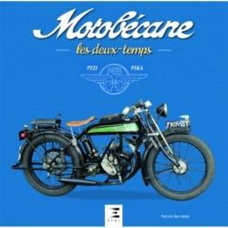 MOTOBECANE LES DEUX-TEMPS 1921-84 - Livre de P. Barrabès