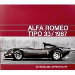 ALFA ROMEO TIPO 33/1967 - PATRICK DASSE