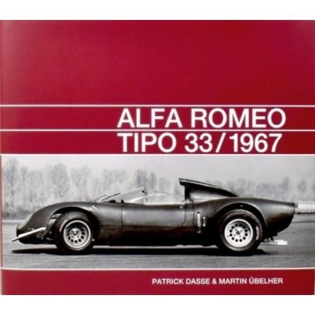 livre-alfa-romeo-tipo-33-1967-dingwort-verlag-dasse-ubelher-anglais-italien