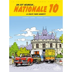 ON EST HEUREUX NATIONALE 10 ! THIERRY DUBOIS