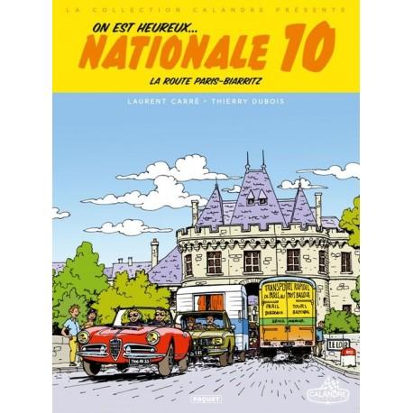 ON EST HEUREUX NATIONALE 10 ! THIERRY DUBOIS