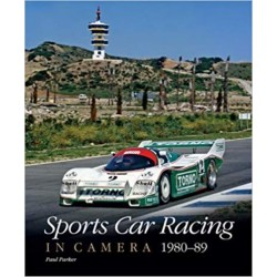 SPORTS CAR RACING IN CAMERA 1980-89