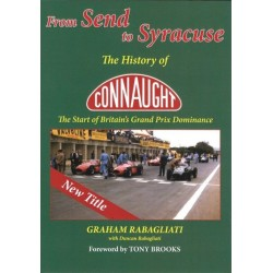 livre-from-send-to-syracuse-the-history-of-connaught-douglas-loveridge-rabagliati-anglais
