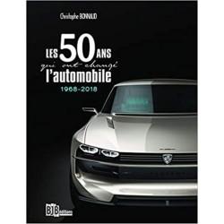 livre-50-ans-qui-ont-change-l-automobile-bjb-bonnaud-français