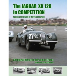 JAGUAR XK120 IN COMPETITION