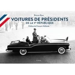 livre-voitures-présidents-V-eme-république-epa-roux-français