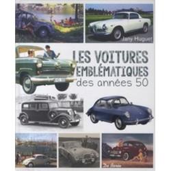 livre-voitures-emblematiques-annees-50-de-boree-huguet-français