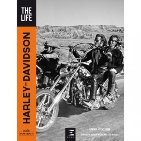 livre-harley-davidson-the-life-etai-Holmstrom-français