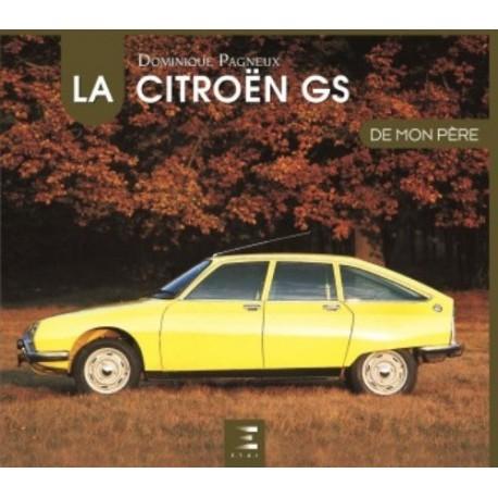 livre-citroen-gs-etai-pagneux-français