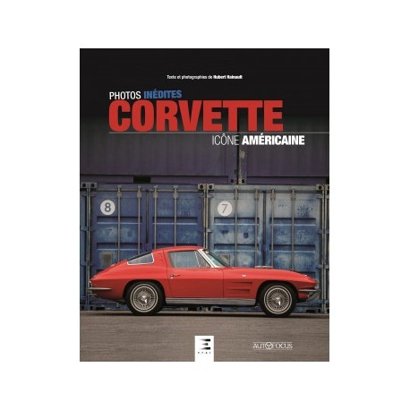 CORVETTE ICONE AMERICAINE