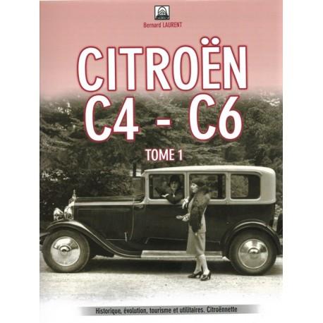 CITROEN C4-C6 TOME 1 ET TOME 2