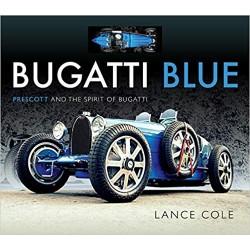 BUGATTI BLUE