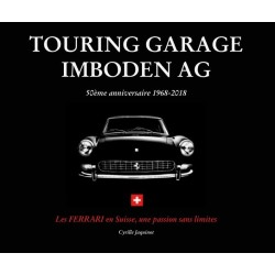 TOURING GARAGE IMBODEN AG - 50 EME ANNIVERSAIRE 1968-2018