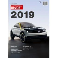 REVUE AUTOMOBILE SUISSE 2019 Katalog der Automobil Revue