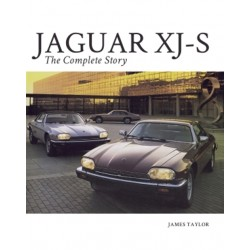 JAGUAR XJ-S THE COMPLETE STORY
