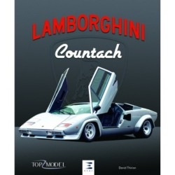 LAMBORGHINI COUNTACH - TOP MODEL