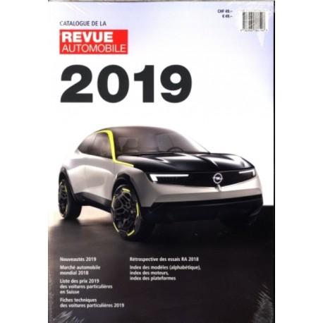 REVUE AUTOMOBILE SUISSE 2019 VF