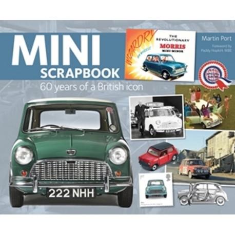 MINI SCRAPBOOK - 60 YEARS OF A BRITISH ICON