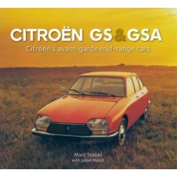 CITROEN GS -GSA ENGLISH NORMAL EDITION