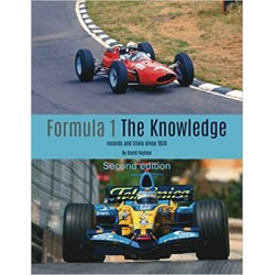 FORMULA 1 THE KNOWLEDGE SECOND EDITION