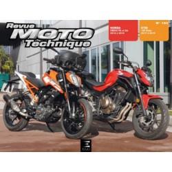RMT193 HONDA CB500 FA/XA (2016-2018) - KTM 125 DUKE (2017-2019)