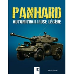 PANHARD AUTOMITRAILLEUSE LEGERE