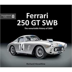FERRARI 250 GT SWB - THE REMARKABLE HISTORY OF 2689