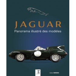 JAGUAR PANORAMA ILLUSTRE DES MODELES