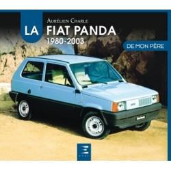 LA FIAT PANDA 1980-2003 DE MON PERE