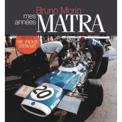 MES ANNEES MATRA - BRUNO MORIN