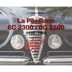 LA PASSIONE ALFA ROMEO 6C 2300 - 6C 2500