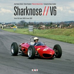 SHARKNOSE V6 - FERRARI 156, 246 SP & 196SP