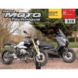 RMT180 BMW Rnine T YAMAHA / MBK Xmax400/Evolis400