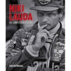 NIKI LAUDA : HIS COMPETITION HISTORY